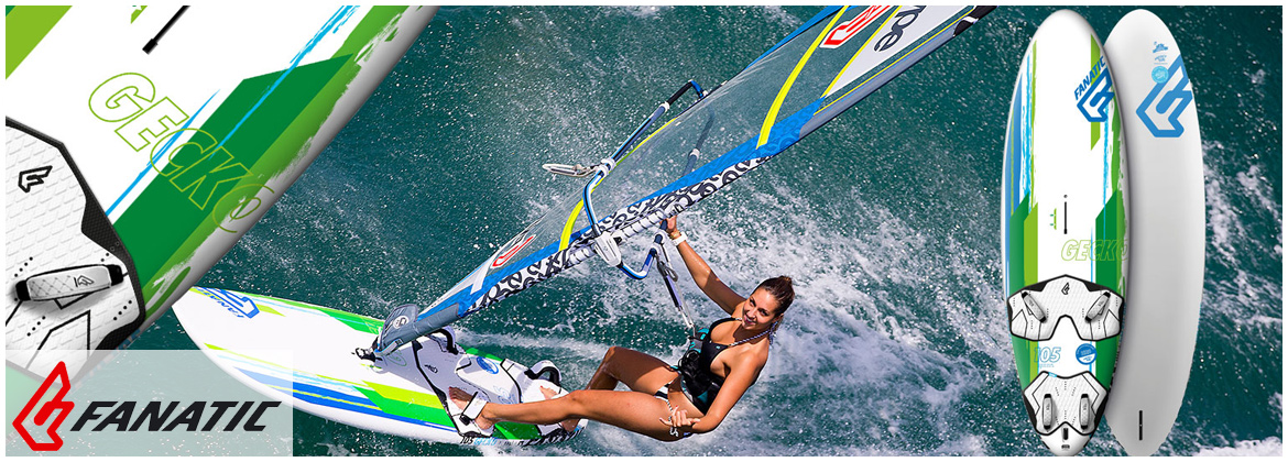 Fanatic windsurfing gear and distribution