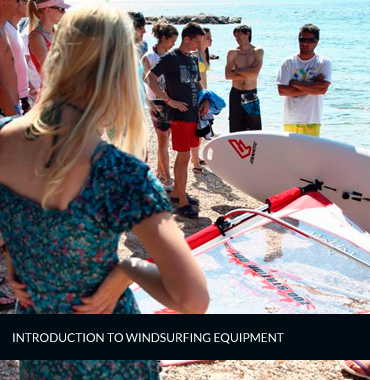 lessons for beginners windsurfing