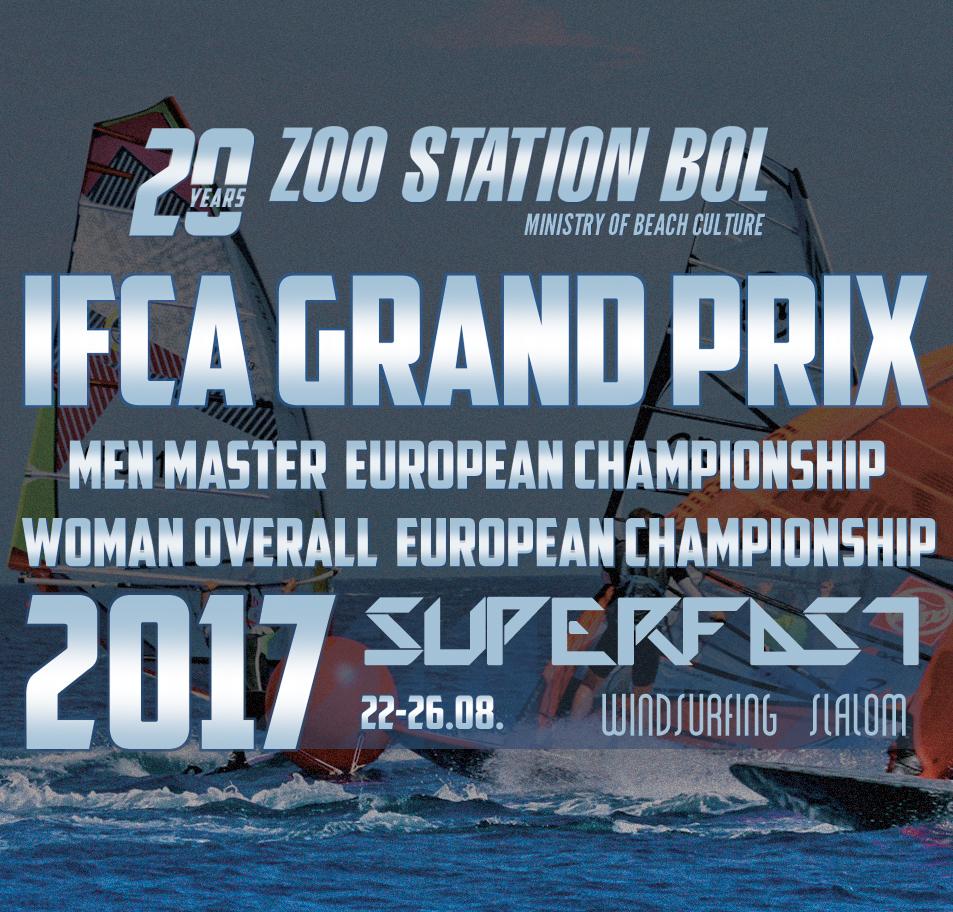 ifca windsurfing slalom championship 2017